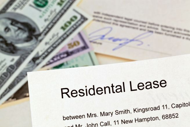 residential lease pic